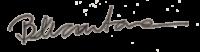 Brunna, signature