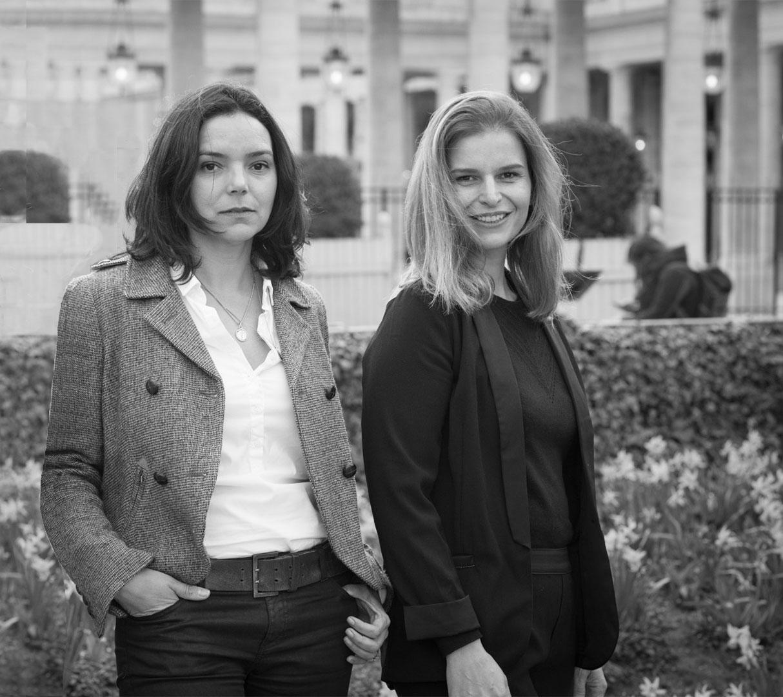 Patricia et Brunna, cofondatrices